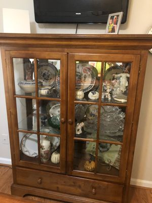 China Cabinet for Sale in Fuquay-Varina, NC