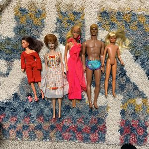 Vintage Barbie Dolls for Sale in Rochester Hills, MI