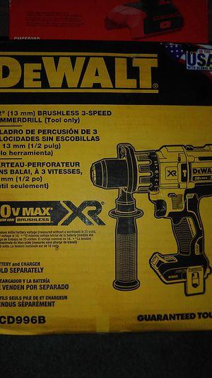 "DeWalt 1/2 "" Hammer drill for Sale in Seattle, WA"