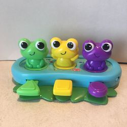 Bright Starts Bop & Giggle Frogs Toy for Sale in Mesquite,  TX