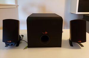 Klipsch ProMedia 2.1 THX 240 Watt Speakers for Sale in Austin, TX