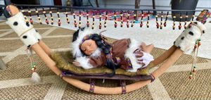 Native American doll. for Sale in Lakeland, FL