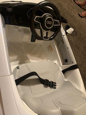 Audi electric car for kids for Sale in Selma, CA