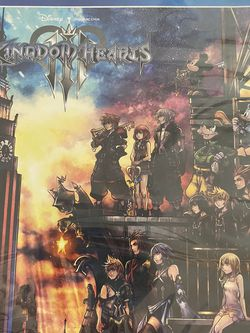 Kingdom Hearts 3 for Sale in Miami,  FL