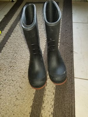 Kid's heavy duty boots for rain, hiking or projects for Sale in Cooper City, FL