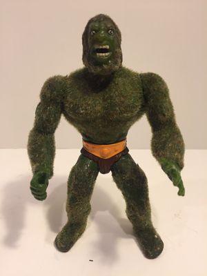Moss Man - MOTU Masters Universe Heman - Vintage Action Figure Toy Mattel for Sale in Naperville, IL