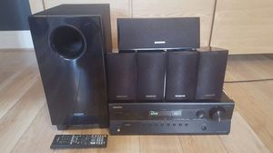 Onkyo Home Theater Surround Sound System for Sale in Clinton, MD