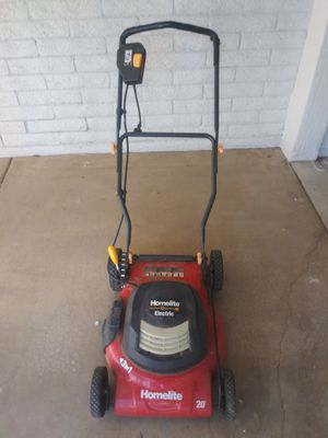 Electric Lawn mower for Sale in Mesa, AZ