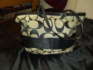 Coach tote purse for Sale in Riverside, CA