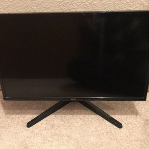 "22"" Onn Monitor -HDMI - VGA for Sale in Maple Valley, WA"