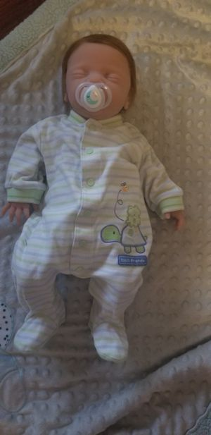 platinum full siliconeboy baby doll for Sale in DeFuniak Springs, FL