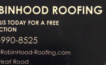 Free Roof Inspection!! for Sale in Cleveland,  OH
