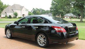 Black 2009 Nissan Maxima SV 4FWDWheels Good for Sale in Amarillo, TX