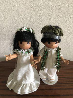 'Precious Moments' Hawaiian wedding doll sets for Sale in Lakewood, CA