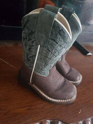 Cowboy boots (toddler) for Sale in Mesquite, TX