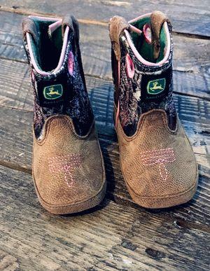 John Deere Infant Boot's for Sale in Derby, KS