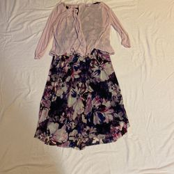 Vera Wang Combo Dress And Top for Sale in Cedar Mill,  OR