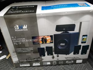 BNW Acoustics TL-7 Home Theater System for Sale in Chillum, MD