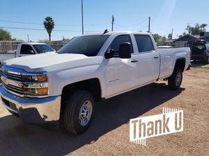 2016 Chevy Silverado 2500 crew cab for Sale in Mesa, AZ