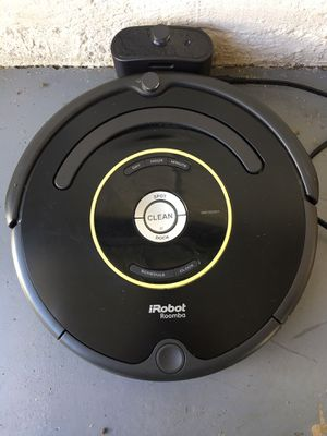 Summer Cleaning Sale: iRobot Roomba $250/OBO (orig $270) - used few times for Sale in Los Angeles, CA