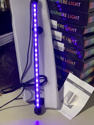 Aquarium LED Light with Remote Control for Sale in Anna, TX