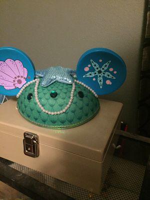 Ariel hat Disney little mermaid ears cute for Sale in Buckeye, AZ