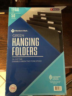 Members mark hanging folders for Sale in Virginia Beach, VA