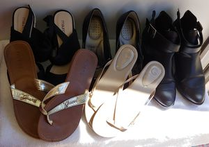 WOMEN'S SHOES BUNDLE for Sale in San Diego, CA