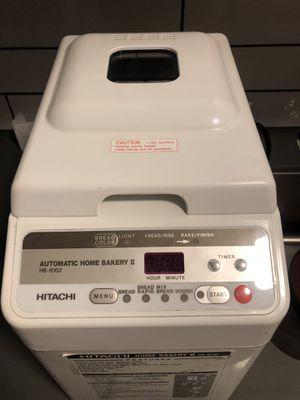 Hitachi bread maker for Sale in Glendale, AZ