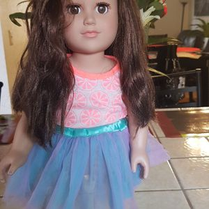 Doll with accesories for Sale in Manteca, CA