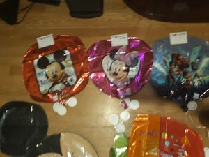 Character balloons for Sale in Kansas City, MO