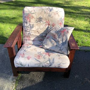 FREE Futon chair for Sale in Hillsboro, OR