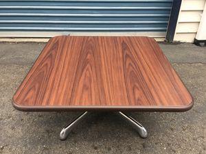 Very Heavy Steelcase Coffee Table for Sale in Kirkland, WA