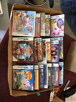 Video Games/DVDs for Sale in Pismo Beach, CA
