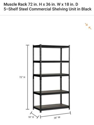 Edsal shelving unit for Sale in Victorville, CA
