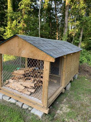 Beautiful handmade dog house for Sale in Richmond, VA