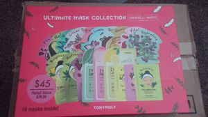 TONY MOLY ultimate face mask collection for Sale in Turlock, CA
