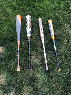 Baseball Bats for Sale in Vancouver, WA