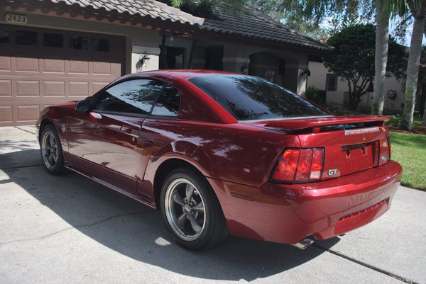 2004 Ford Mustang GT 40th Anniversary Only 57k miles Leather Must see!