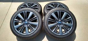5x114.3 17 inch subaru wheels...800 firm no trades for Sale in East Hartford, CT