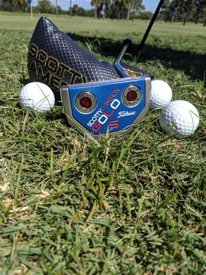 Scotty Cameron GOLO 5 Putter for Sale in St. Petersburg, FL