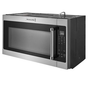 KitchenAid 2.0 cu. ft. Over the Range Microwave in with Sensor Cooking for Sale in Plano, TX