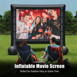 14FT Inflatable Movie Screen Projection Portable Outdoor Home Theater for Sale in South El Monte, CA