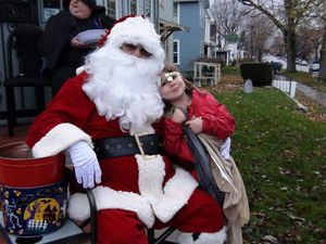 Santa suit for Sale in Winchester, IN