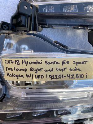 Fog lights Hyundai Santa Fe for Sale in Los Angeles, CA
