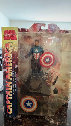 Captain America Marvel Select for Sale in Stafford, VA