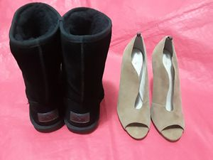 ZGR boots &heels size9 for Sale in Portland, OR