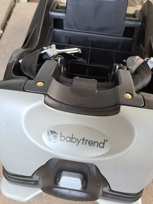 Baby Trend infant car seat base for Sale in Frederick, MD