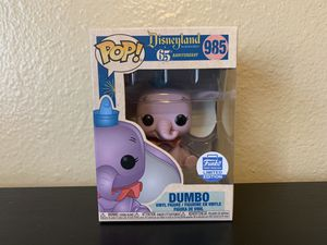 PURPLE DUMBO FUNKO DISNEY 65TH ANNIVERSARY LIMITED EDITION for Sale in Austin, TX