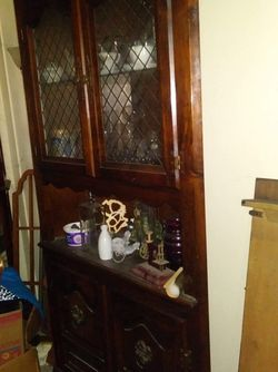 China Cabinet for Sale in Coal Center,  PA